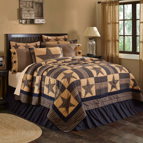 Teton Star Luxury King Quilt