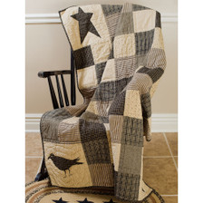 Kettle Grove Quilted Throw