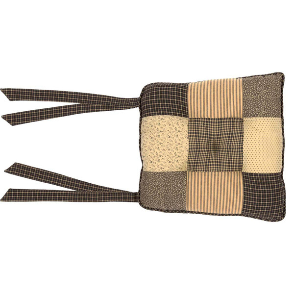 Kettle Grove Patchwork Chair Pad