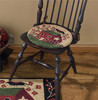 Red House Hooked Chair Pad