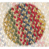 Azalea Braided Jute Rectangle Rug - Closeup
