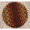 Cider Barn Braided Jute Rectangle Rug - Closeup