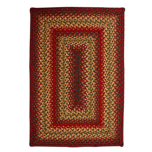 Cider Barn Braided Jute Rectangle Rug
