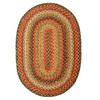 Kingston Braided Jute Oval Rugs