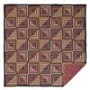 Braxton Twin Quilt Flat