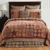 Dawson Star Luxury King Quilt