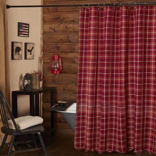 Braxton Shower Curtain