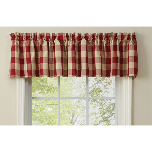 Wicklow Garnet Valance