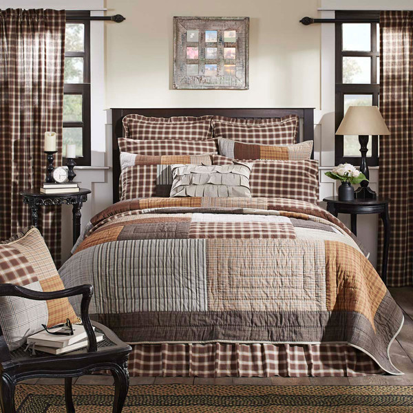 Rory Luxury King Quilt