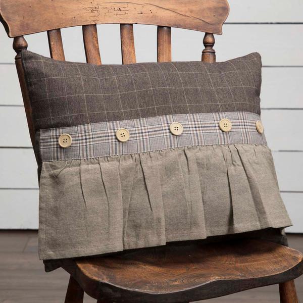Rory Ruffled Pillow