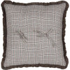 """Rory Patchwork Pillow 18"""" x 18"""" - Reverse"""
