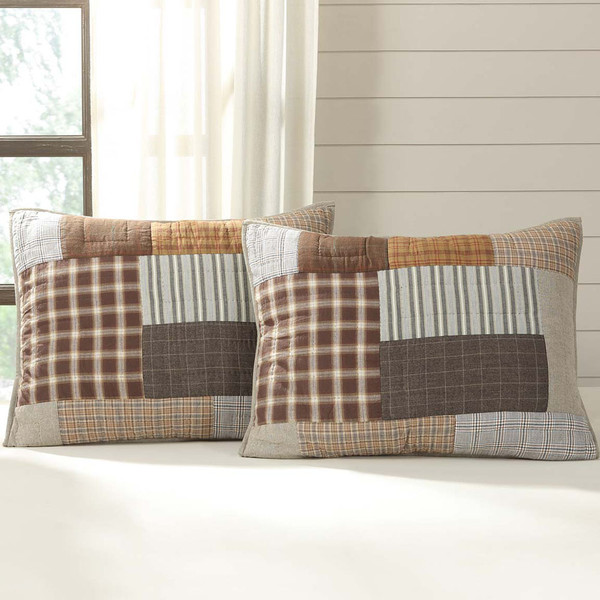 Rory Quilted Sham