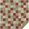 Prairie Winds Luxury King Quilt Flat