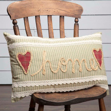 Prairie Winds Home Pillow