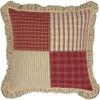 Prairie Winds Patchwork Pillow