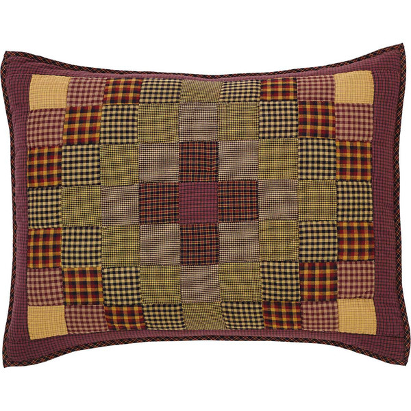 Heritage Farms Quilted Standard Sham - Front