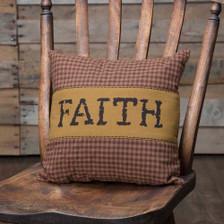 Heritage Farms Faith Pillow
