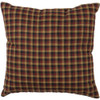 "Heritage Farms Hope Pillow 12"" x 12"" - Back"