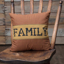 Heritage Farms Family Pillow