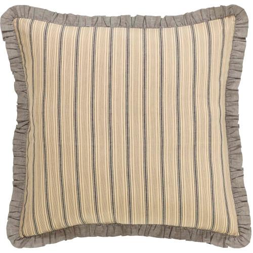 Sawyer Mill Fabric Euro Sham - Front
