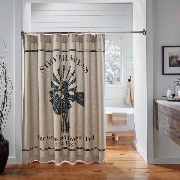 Sawyer Mill Shower Curtain