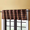 Primitive Check Valance Closeup