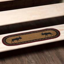 Cumberland Jute Stair Tread Oval