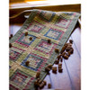 Tea Cabin Quilted Table Runner