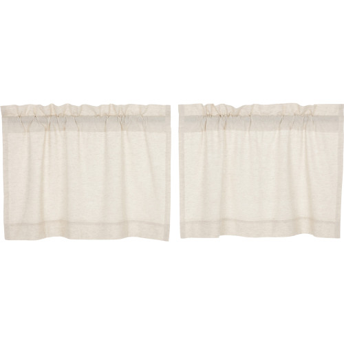 "Simple Life Flax Natural Tier Set - 24"" x 36"""