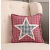 """Hatteras Star Pillow 12"""" x 12"""""""