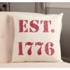 """Hatteras 1776 Pillow 18"""" x 18"""""""