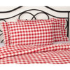 Annie Buffalo Red Check Pillowcase Set