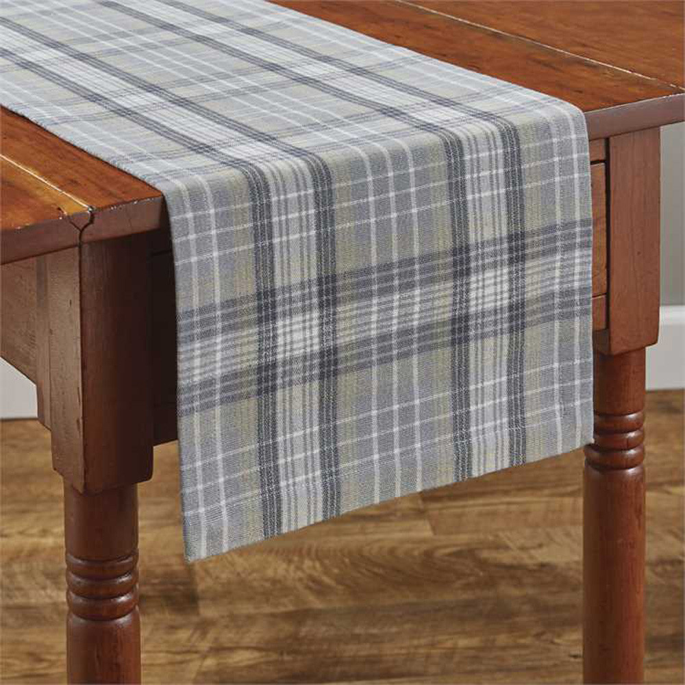 Hartwick Plaid Table Runner By Park Designs