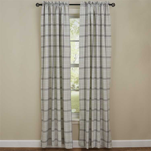 """Collin Lined 84"""" Panel Set"""