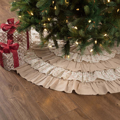 Carol Christmas Tree Skirt