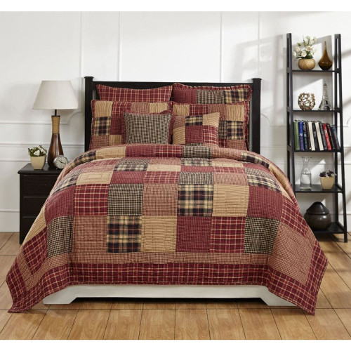 Rutherford Quilt Set
