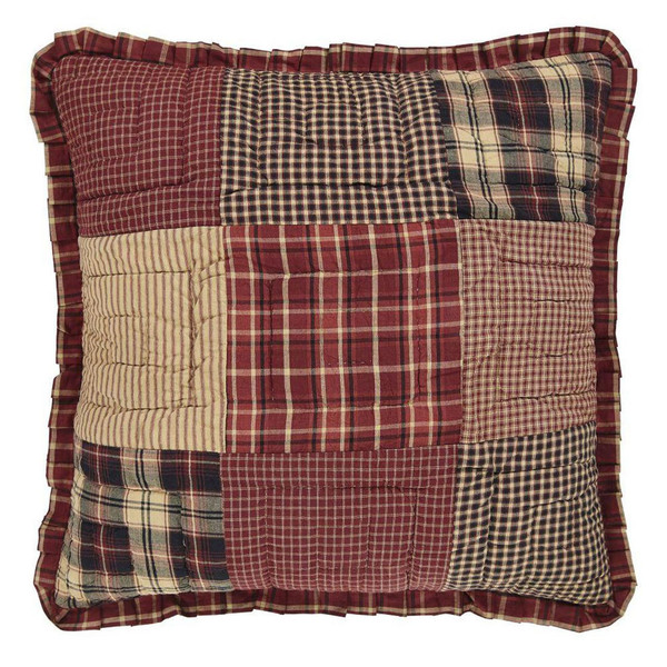 Rutherford Quilted Euro Sham