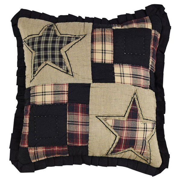 Revere Quilted Pillow Cover