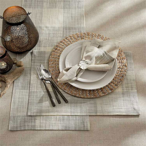 Chesney Placemat Set - Natural