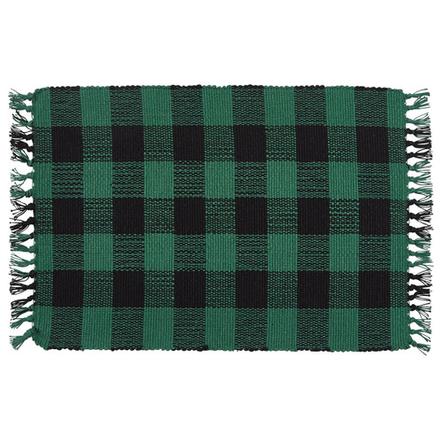 Wicklow Yarn Placemat Set - Forest