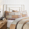 Kaila Quilted King Sham