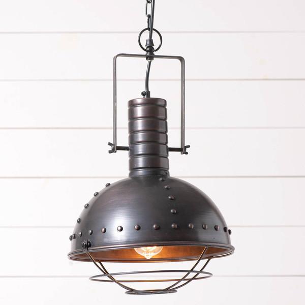 Warehouse Dome Light Pendant
