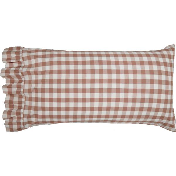 Annie Buffalo Portabella Check Pillowcase Set