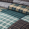 Pine Grove Quilt - Closeup