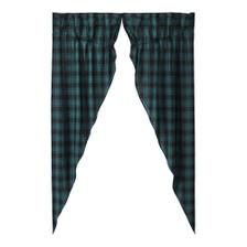Pine Grove Long Prairie Curtain Set
