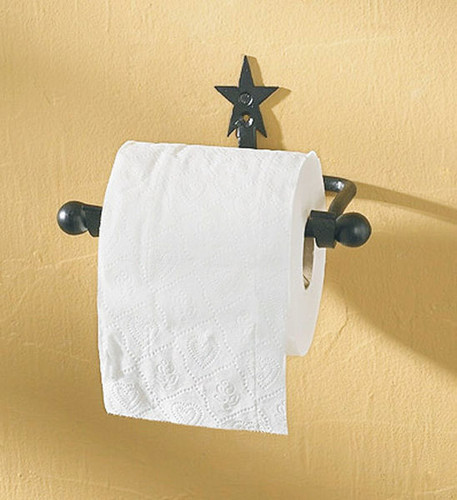 Star Ring Tissue Holder