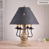 Cedar Creek Table Lamp in Pearwood