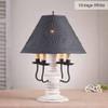 Cedar Creek Table Lamp in Vintage White