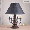 Harrison Table Lamp in Espresso