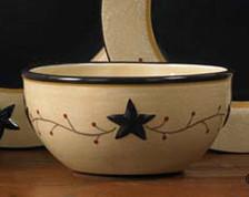 Star Vine Cereal Bowl
